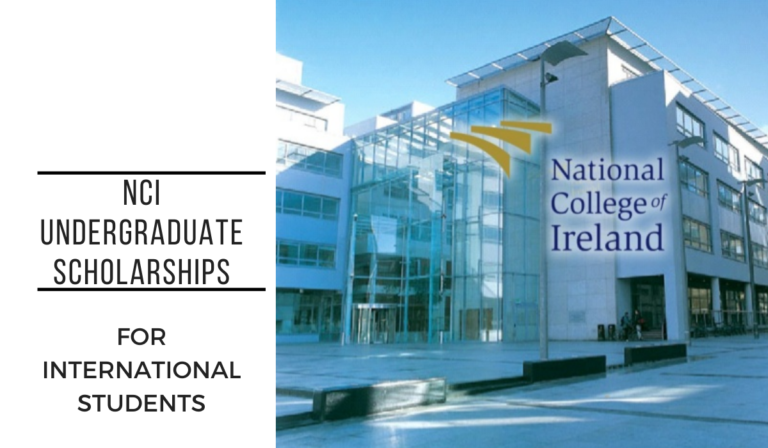 National College of Ireland scholarships for Undergraduate, 2020 ...